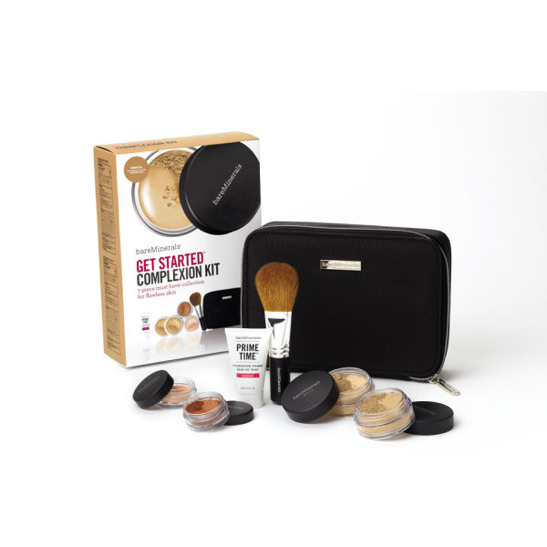 bareMinerals Get Started Complexion Kit - Golden Tan