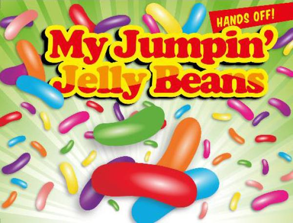 My Jumping Jelly Beans Jar | IWOOT