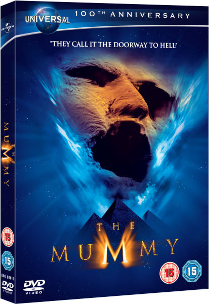 The Mummy Augmented Reality Edition Dvd Zavvi