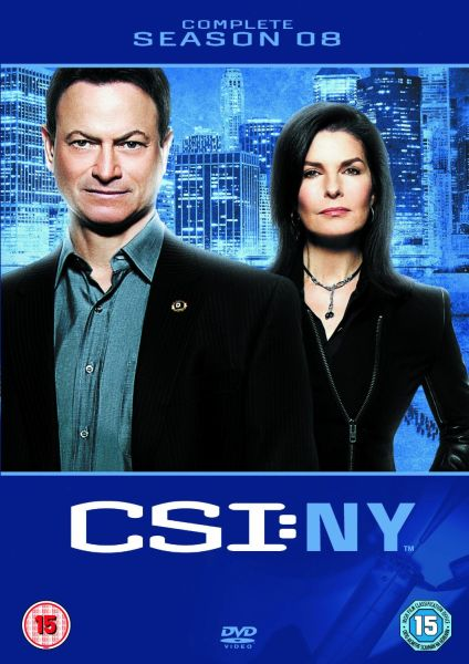 CSI: New York - Complete Season 8