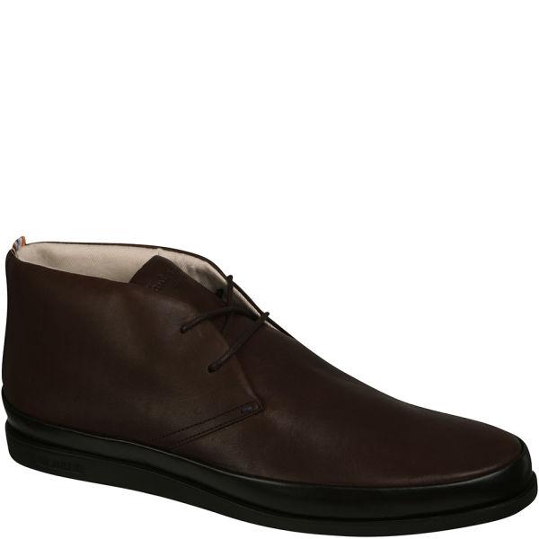 paul smith shoes s loomis chukka boot chestnut