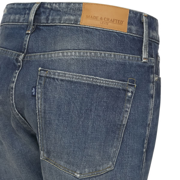 Levi 39 s made crafted women 39 s mid rise marker tapered for Levis made and crafted review