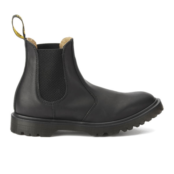 Dr. Martens Unisex Core Rugged Chelsea Boots - Black