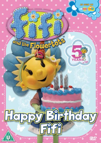 Happy Birthday Fifi