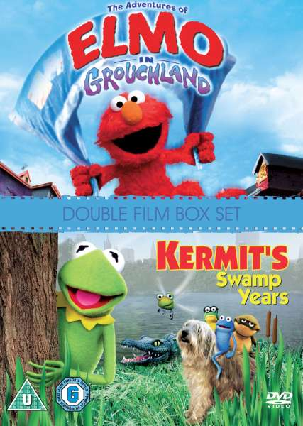 Adventures Of Elmo In Grouchland Kermit S Swamp Years