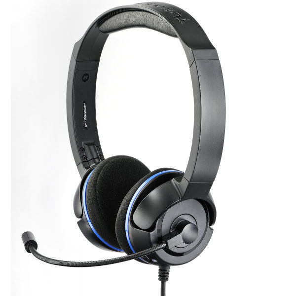 Turtle Beach Ear Force PLa Gaming Headset Games