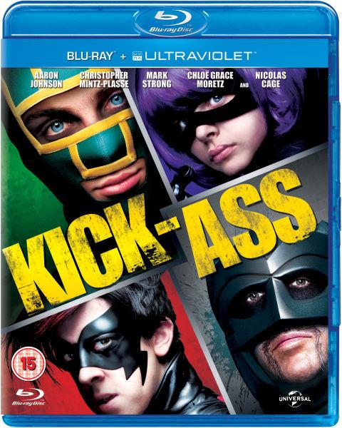 Kick-Ass (Includes UltraViolet Copy)