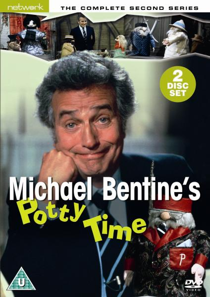 Michael Bentines Potty Time - Complete Series 2