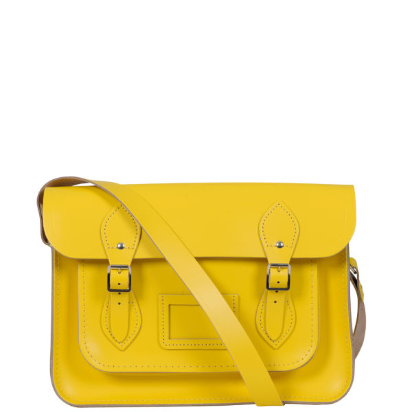 The Cambridge Satchel Company Exclusive to MyBag 13 Inch Leather ...