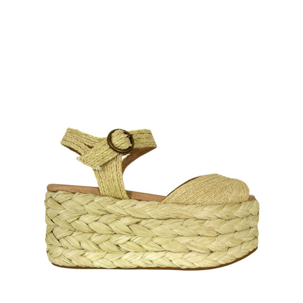 Jeffrey Campbell Women's Cabo Sandals - Natural