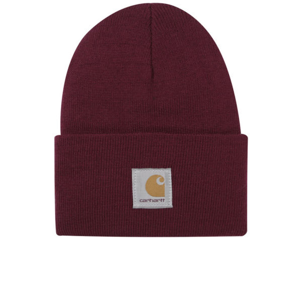 429370d49ad Carhartt Men s Watch Hat - Cordovan - One Size - Free UK Delivery over £50