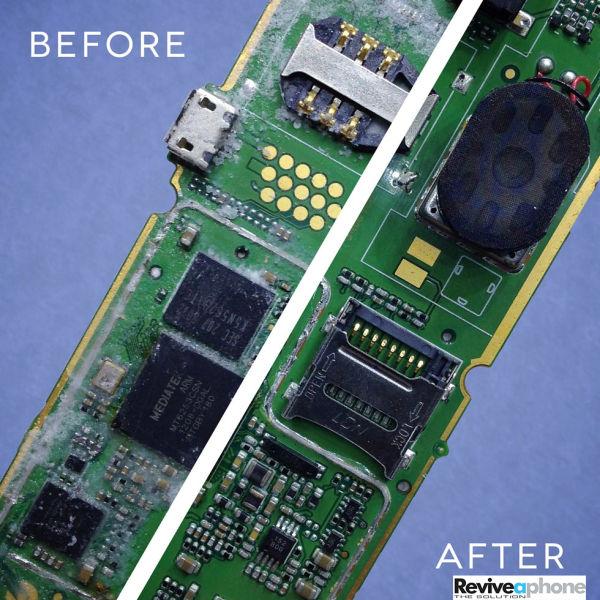 Reviveaphone Water Damaged Mobile Phone Repair Kit Iwoot