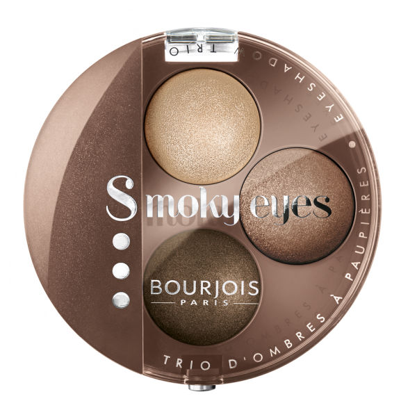 Bourjois Smokey Eyes Trio - Nude Ingenu