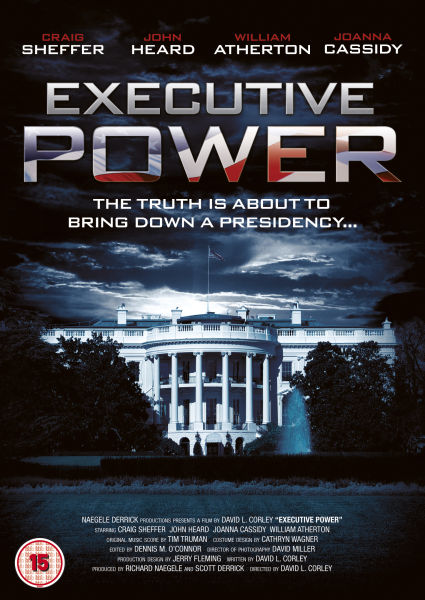 Executive Power Dvd Zavvi