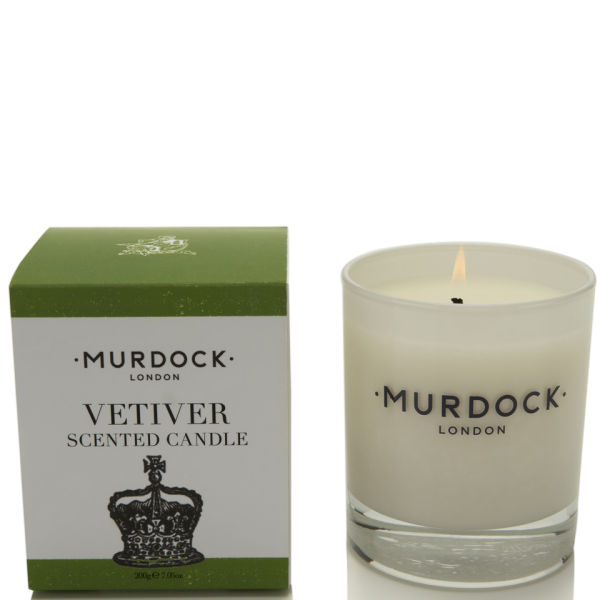 Murdock London Vetiver Candle 200g