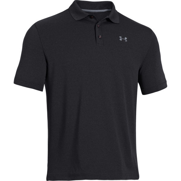 Under Armour Men's Performance Polo Shirt 2.0 - Black/Grey