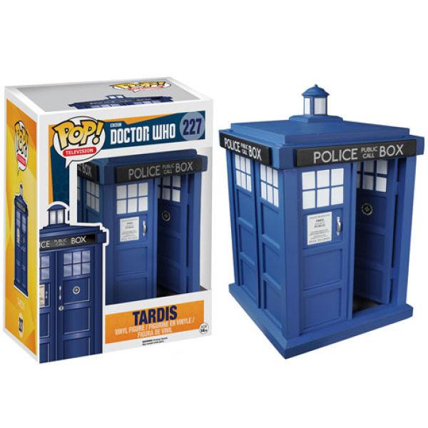 Doctor Who Tardis 6 Inch Pop! Vinyl Figure