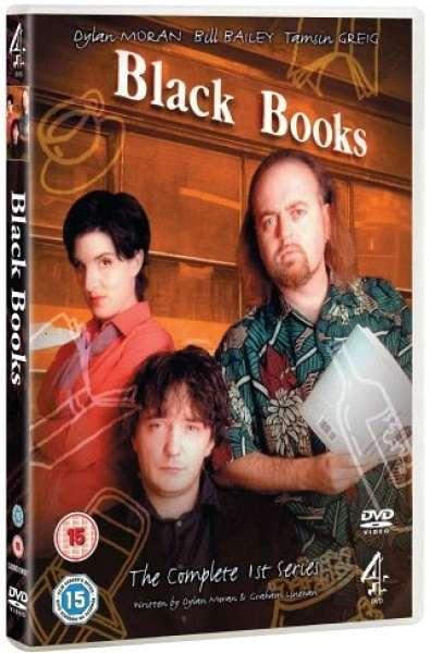 Black Books - Series 1
