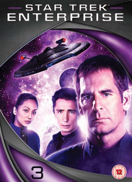 Star Trek Enterprise - Season 3 [Slims]