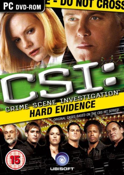 CSI: Crime Scene Investigation - Hard Evidence (DVD-Rom)