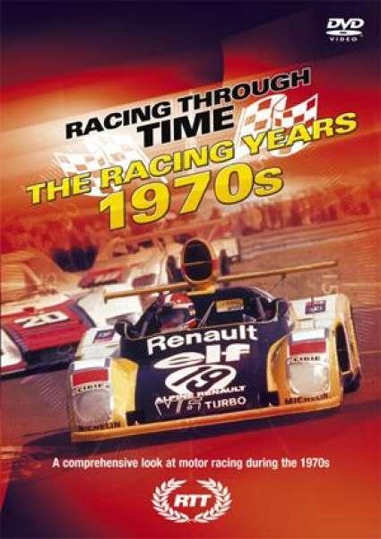 Racing Through Time - Racing Years - 1970s