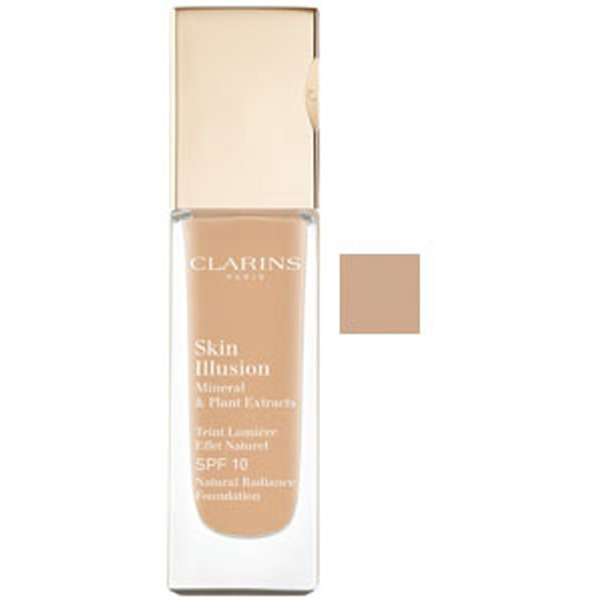 clarins skin illusion foundation 110 honey
