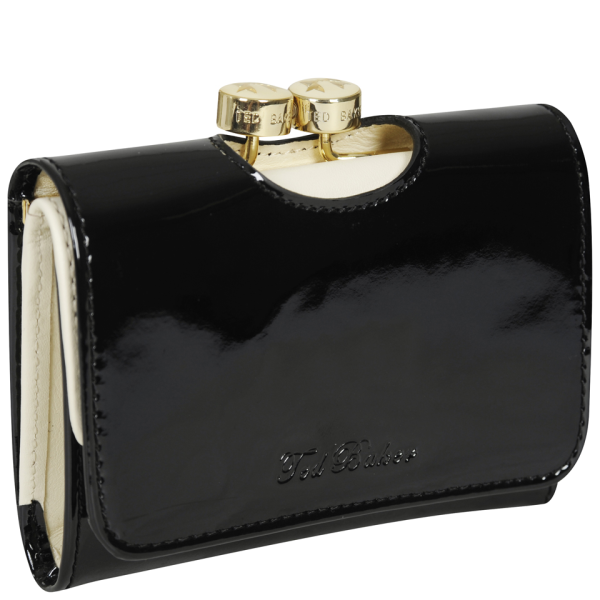 9a2cc9735c4383 Ted Baker Small Black Bobble Purse - Best Purse Image Ccdbb.Org