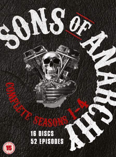 Sons of Anarchy - Seizoen 1-4