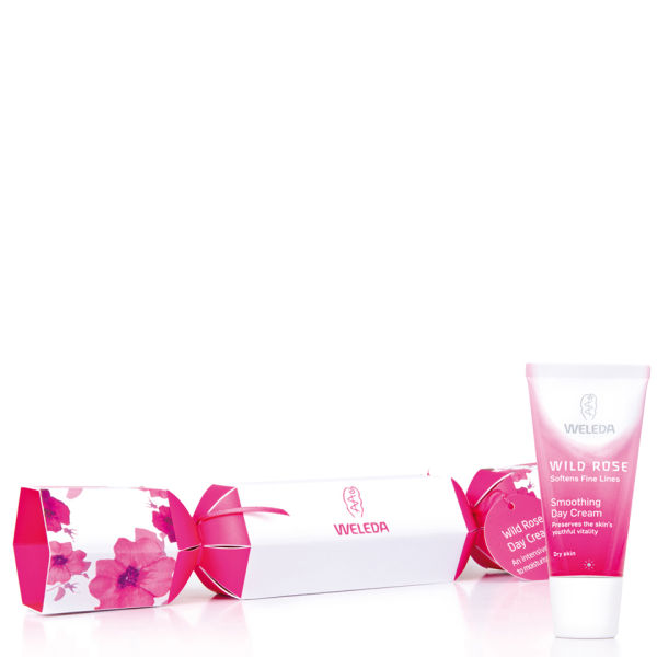 Weleda Wild Rose Day Cream Cracker