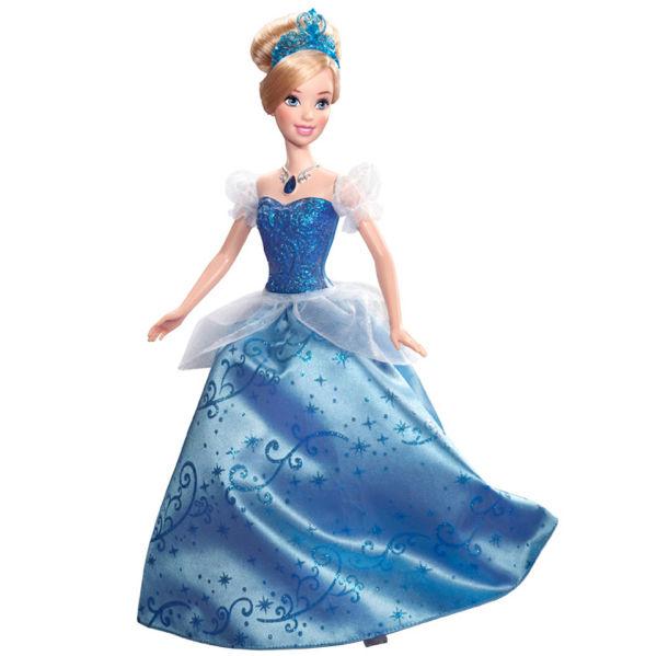 Disney Princess Royal Ball Cinderella Doll: Disney Fairytale Princess Cinderella Doll Merchandise