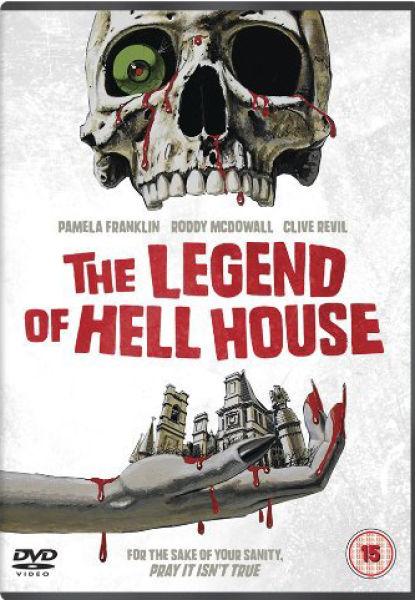The Legend Of Hell House Dvd Zavvi