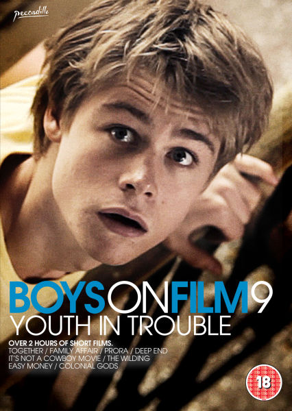 Boys On Film Youth In Trouble Dvd Zavvi