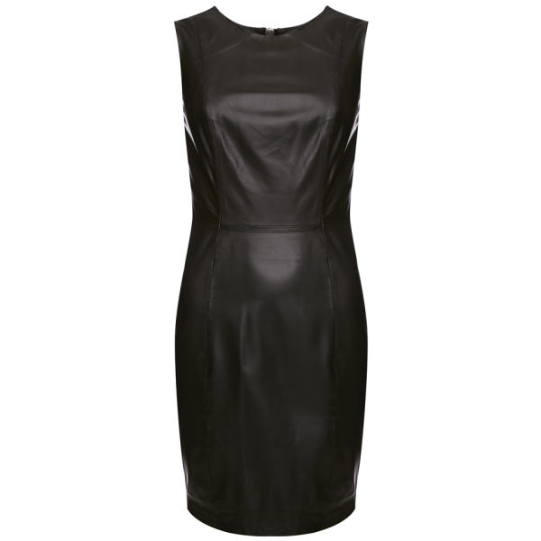 Muubaa Women's Troy Fitted Dress - Black