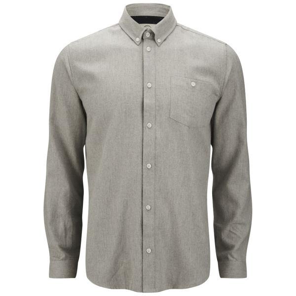 suit men 39 s perry button down shirt light grey mens