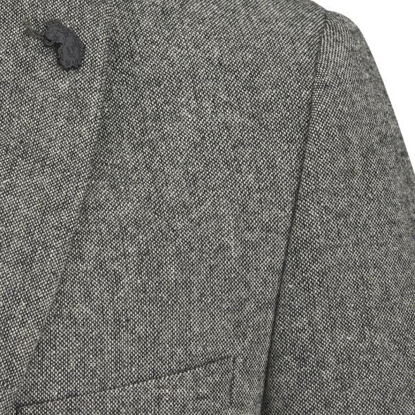 Luke 1977 Men s Soeron 2 Single Breasted Blazer - Charcoal Clothing ... 2d0e9e56b