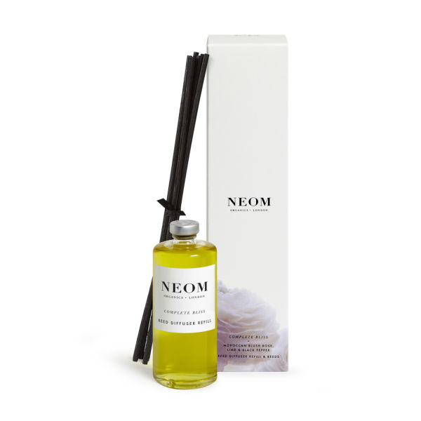 NEOM Organics Reed Diffuser Refill: Complete Bliss (100ml)