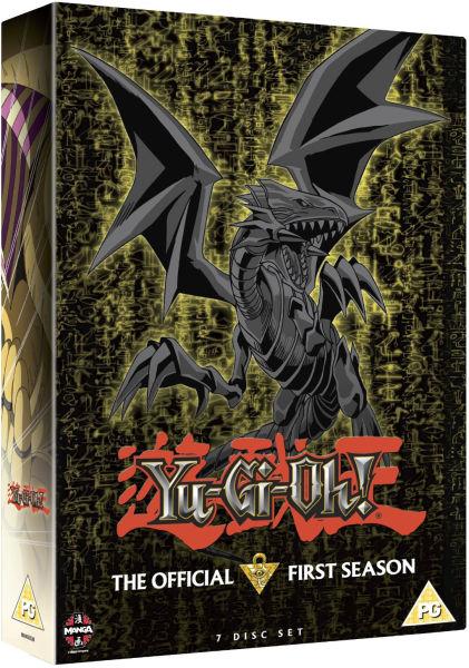 Yu-Gi-Oh! - Season 1 (Episodes 1-49)