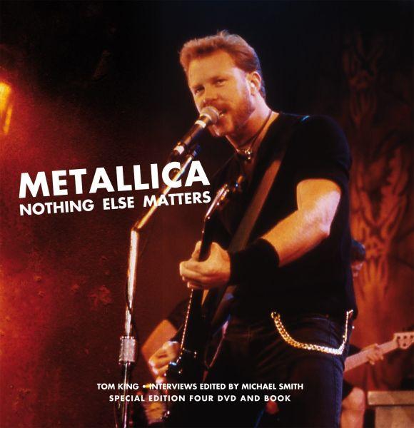 Metallica: Metallica: Nothing Else Matters (4DVD plus Book)