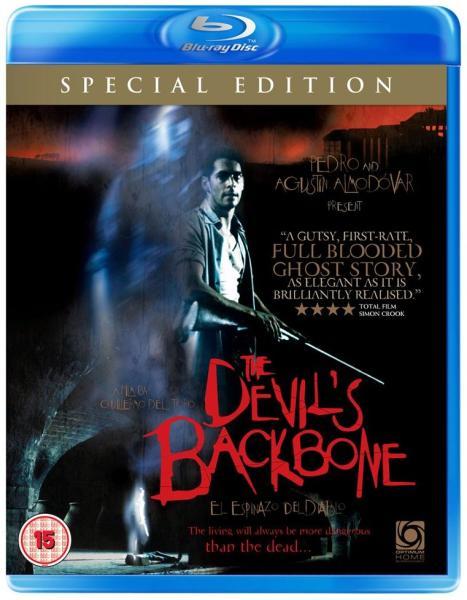 The Devil S Backbone Special Edition Blu Ray Zavvi