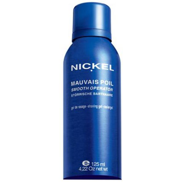 Nickel Smooth Operator Shaving Gel (125ml)