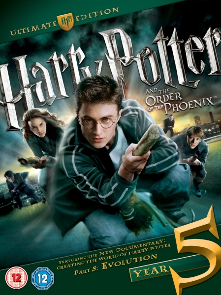 Harry Potter and the Order of the Phoenix: Ultimate Collector's ... Daniel Radcliffe