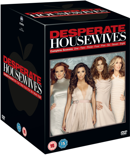 Desperate Housewives - The Complete Collection