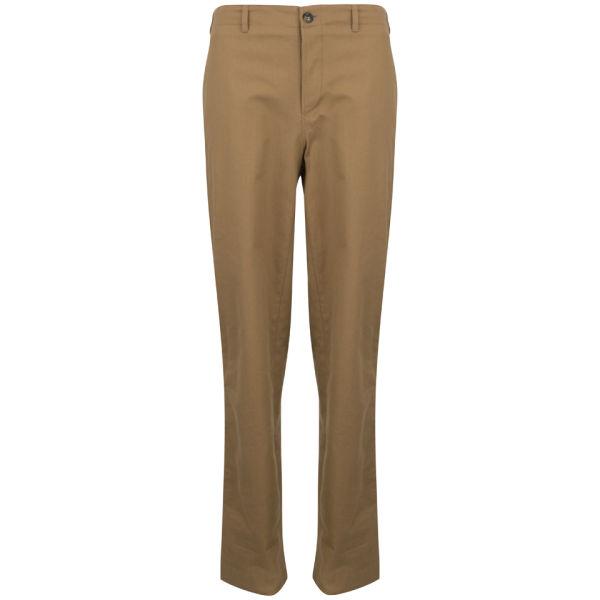 A.P.C. Women's Slack Trousers - Caramel