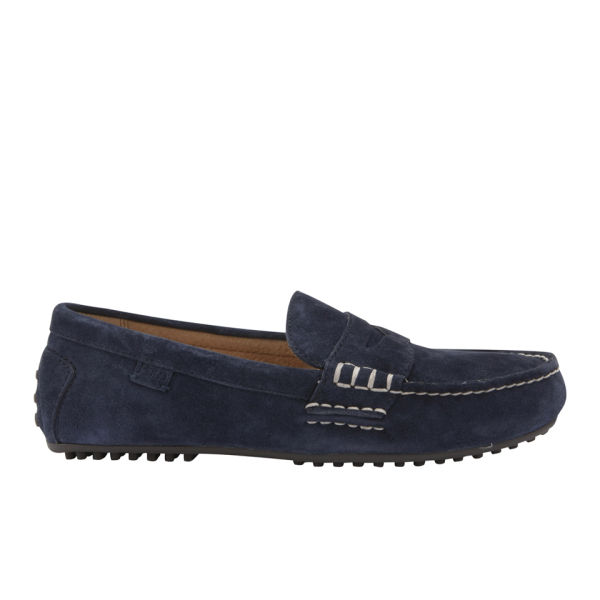 polo ralph s wes suede slip on shoes newport