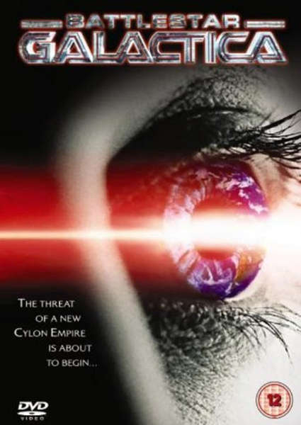 Battlestar Galactica 2003 Mini Series Dvd Zavvi