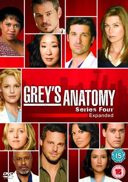Greys Anatomy - Series 4 - Complete