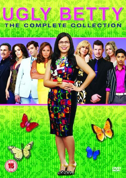Ugly Betty -Saisons 1-4 DVD