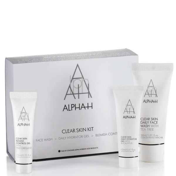 Alpha-H Clear Skin Collection (3 produkter)