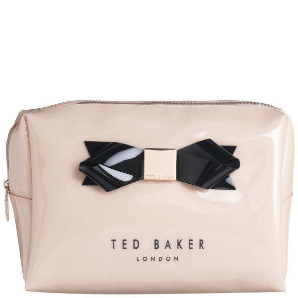 92f487f15 Ted Baker Jenika Large Bow Washbag - Light Pink  Image 1