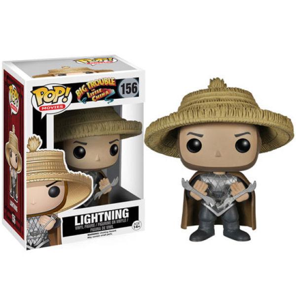 Figurine Lightning Les Aventures de Jack Burton dans les griffes du Mandarin Funko Pop!